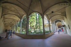 Италия, Тоскана, город Флоренса Стоковое Изображение
