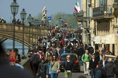 Италия, Тоскана, Флоренс Стоковая Фотография RF