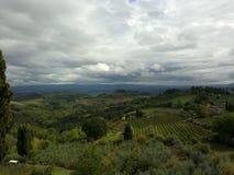 Италия Тоскана Стоковые Изображения