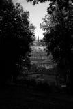 Италия: Флоренс: Церковь в светлом месте, Стоковое Изображение