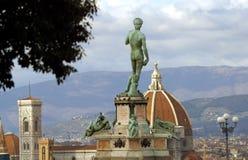 Италия, Флоренс Стоковые Фотографии RF