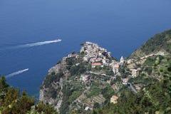 Италия. Cinque Terre стоковая фотография