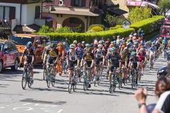 ` Италия 2017 Giro d Стоковая Фотография