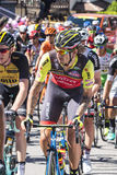 ` Италия 2017 Giro d Стоковые Фотографии RF