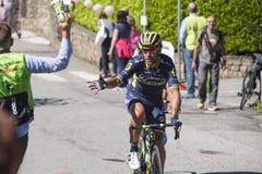 ` Италия 2017 Giro d Стоковое Изображение RF