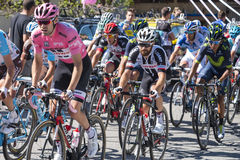 ` Италия 2017 Giro d Стоковое Фото