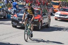 ` Италия 2017 Giro d Стоковые Изображения RF