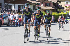 ` Италия 2017 Giro d Стоковая Фотография RF