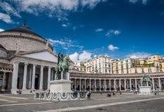 Италия naples стоковое фото