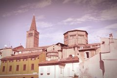 Италия piacenza Стоковая Фотография RF