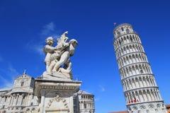 Италия pisa Стоковое фото RF