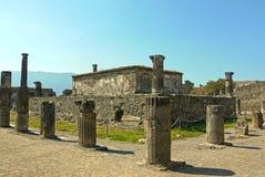 Италия pompeii Стоковое фото RF