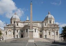 Италия rome Стелла и здание старого? athedral Стоковые Фотографии RF