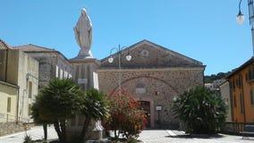 Италия Sardinià «, деревня Стоковая Фотография RF