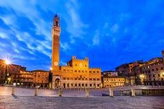 Италия siena Стоковые Изображения