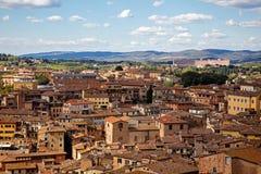 Италия siena Стоковое Изображение RF