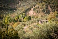 Итальянка альп Стоковые Фото