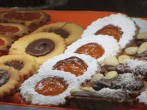 Итальянка печенья Стоковое Фото