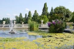 итальянка сада Стоковое Фото
