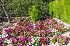 итальянка сада Стоковые Изображения