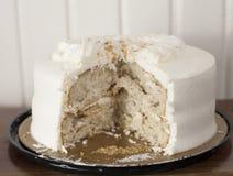 итальянка торта cream Стоковые Изображения RF