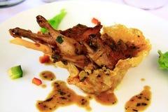 Итальянская еда Стоковые Изображения RF