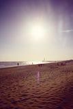 Итальянская жизнь пляжа Стоковое Фото