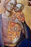 Итальянская картина искусства Стоковые Фото