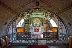 Итальянская молельня стоковая фотография