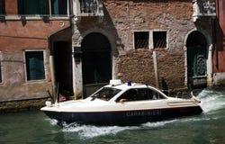 Итальянская полиция Стоковые Фото