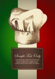 Итальянская тема Стоковые Изображения RF