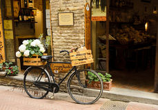 итальянская улица Стоковые Изображения RF