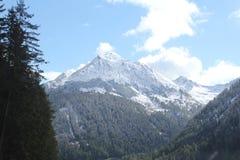 Итальянские высокогорные пропуски Стоковые Фотографии RF