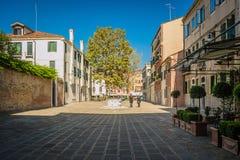 Итальянские города - Венеция Стоковое фото RF