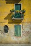 Итальянские города - Венеция Стоковые Изображения