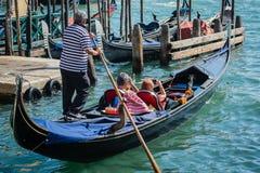 Итальянские города - Венеция Стоковое Изображение RF