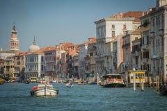 Итальянские города - Венеция Стоковые Фотографии RF
