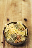 Итальянские макаронные изделия, связи Стоковая Фотография RF