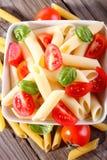 итальянские макаронные изделия Стоковое Изображение RF