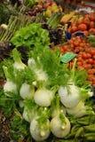 Итальянские овощи Стоковая Фотография RF