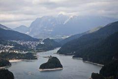Итальянские доломиты Стоковая Фотография RF