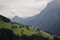 Итальянские доломиты Стоковое Изображение RF