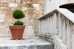 Итальянские традиционные домашние украшения стоковая фотография