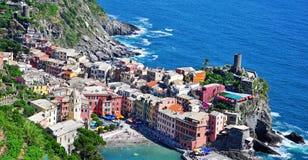 итальянский ландшафт Стоковые Изображения RF