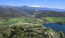 итальянский ландшафт Стоковая Фотография