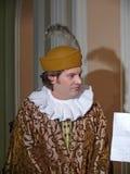 Итальянский младший принца Lorenzo Medichi Стоковое Фото