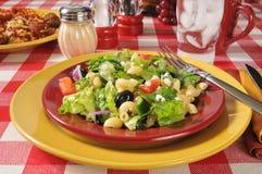 Итальянский обедающий стоковое изображение