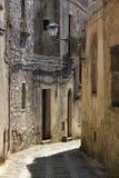 Итальянский переулок Стоковое Фото