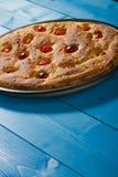 Итальянский плоский хлеб Стоковые Изображения RF