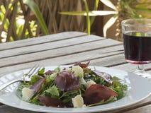 Итальянский салат лета Стоковая Фотография RF